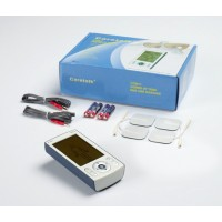 TENS EMS Massage Caretalk Combo